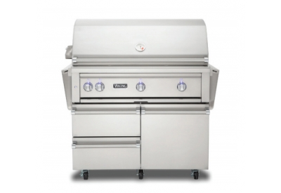 Viking 42 Stainless Natural Gas Grill Vqgfs5420nss