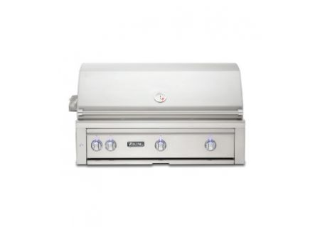 "Viking Professional 30"" Built-In Stainless Steel Natural Gas Grill  - VQGI5300NSS"