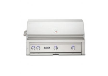 "Viking Professional 36"" Built-In Stainless Steel Natural Gas Grill  - VQGI5360NSS"