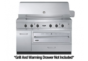 Viking - VQWO5311SS - Grill Carts And Drawers