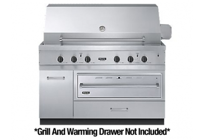 Viking Outdoor - VQWO5311SS - Grill Carts And Drawers