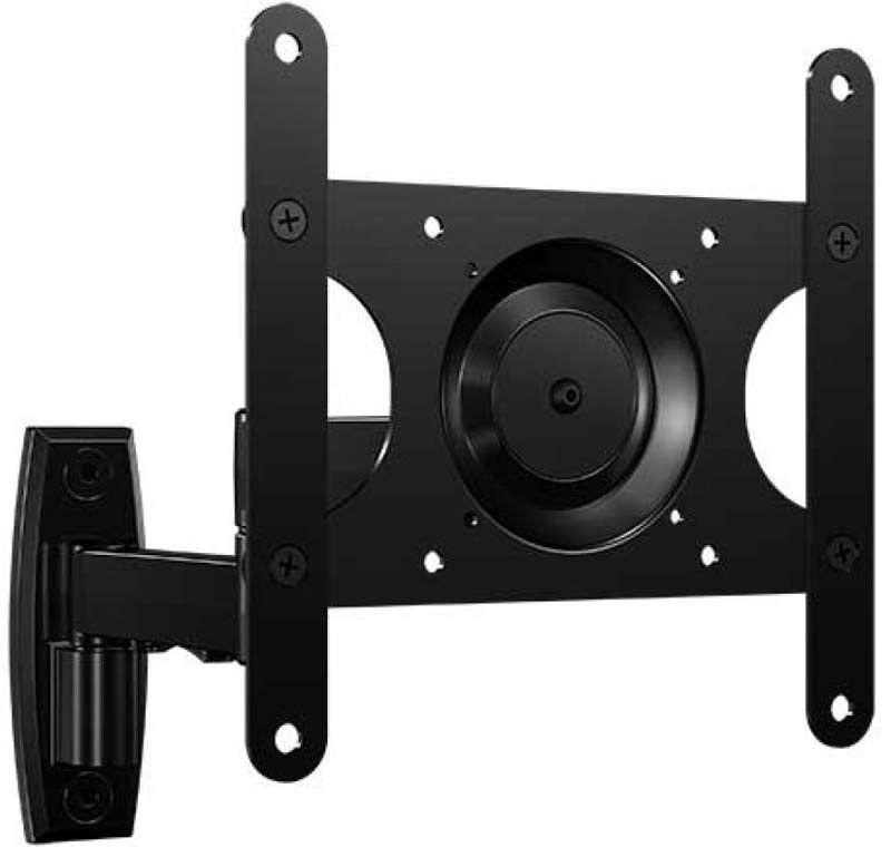 Sanus Black Full Motion Flat Panel Tv Mount Vsf415 B1