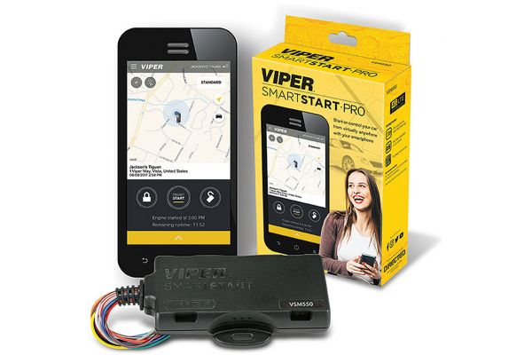 Large image of Viper SmartStart Pro Module - VSM-550