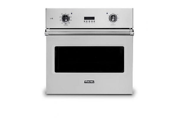 """Large image of Viking 30"""" Professional 5 Series Stainless Steel Single Select Wall Oven - VSOE130SS"""