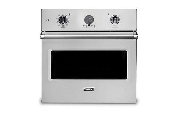 """Viking 30"""" Professional 5 Series Stainless Steel Premiere Single Wall Oven - VSOE530SS"""