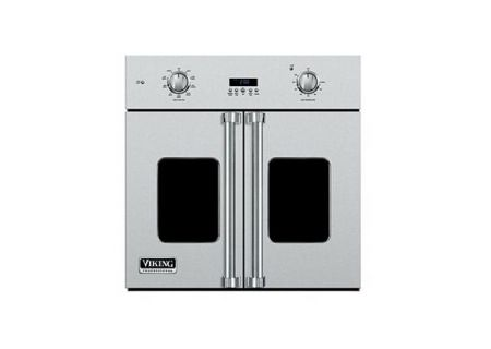 "Viking Professional Series 30"" Stainless Steel French Door Single Wall Oven  - VSOF730SS"