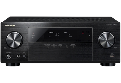 Pioneer - VSX-523-K - Audio Receivers