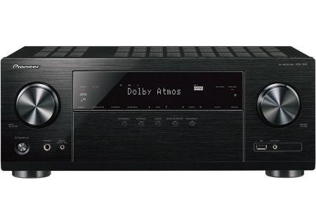 Pioneer 5.1 Channel Black Network AV Receiver - VSX-832