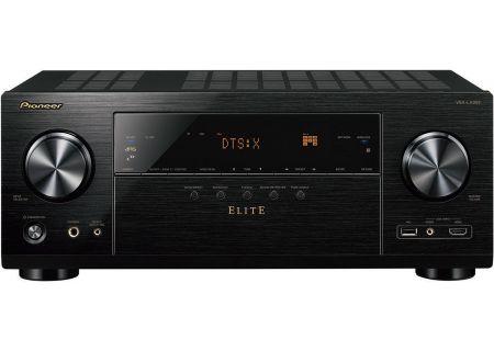Pioneer Elite 7.2 Channel Black Network AV Receiver - VSX-LX302