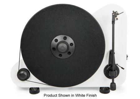 Pro-Ject Vertical Black Gloss Bluetooth Turntable - VTEBTHGBK