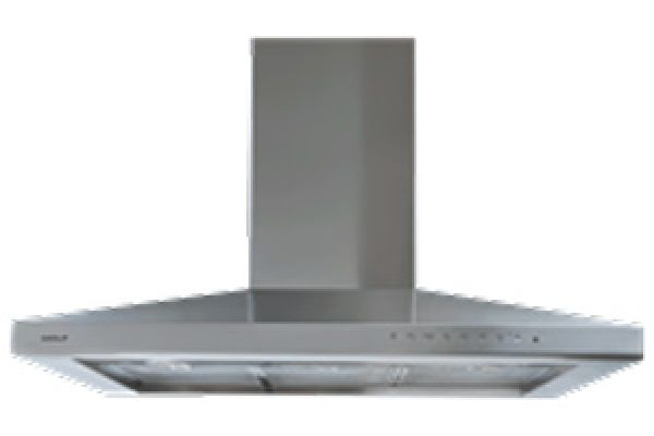 "Wolf 30"" Stainless Steel Cooktop Wall Hood - VW30S"