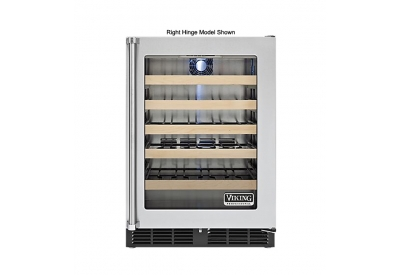 Viking - VWCI1240GLSS - Wine Refrigerators and Beverage Centers