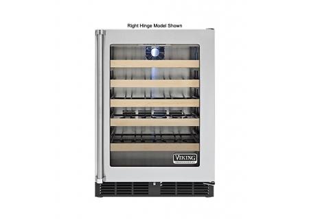 Viking - VWCI1240GLSS - Wine Refrigerators and Beverage Centers