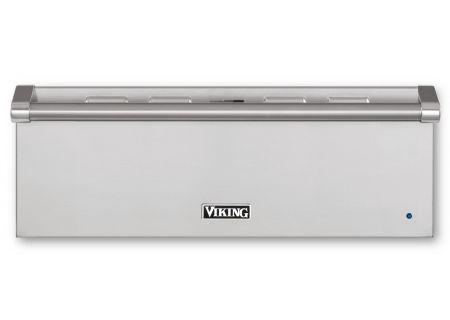 """Viking 27"""" Professional 5 Series Stainless Steel Warming Drawer - VWD527SS"""