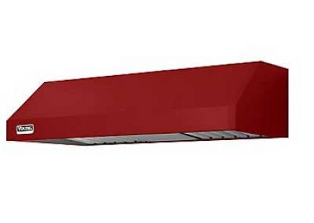 "Viking Professional Series Apple Red 30"" Wide 10"" High With Ventilator Wall Hood  - VWH3010AR"