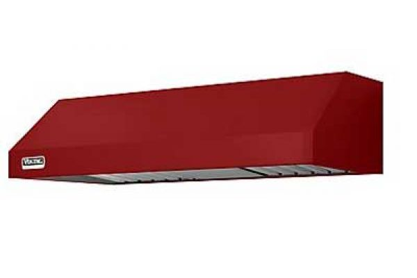 """Large image of Viking 30"""" Professional 5 Series Apple Red  Wall Hood With Ventilator - VWH3010AR"""