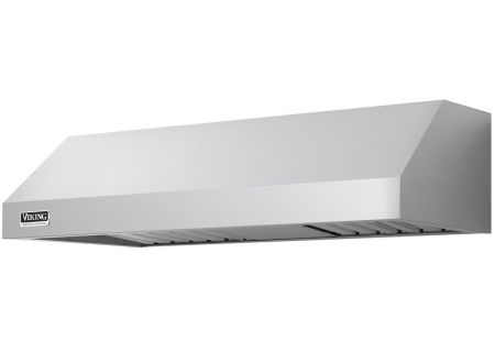 """Viking 36"""" Professional 5 Series Stainless Steel Wall Hood Canopy - VWH3610S"""