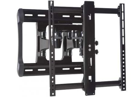Sanus All-Weather Full-Motion Flat Screen Black TV Wall Mount - VXF220
