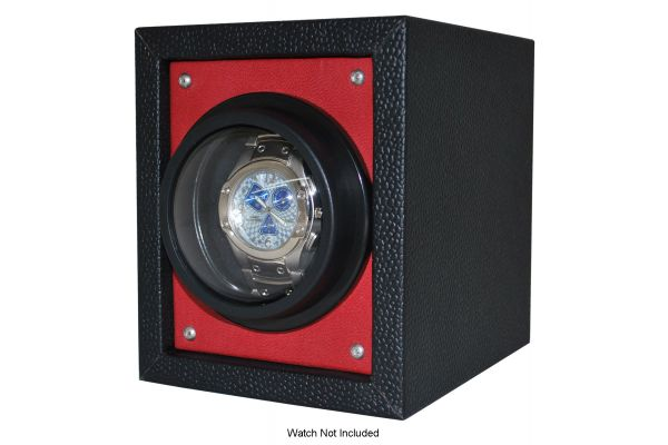 Large image of Orbita Piccolo One Red Rotorwind Watch Winder - W02754