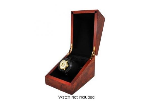 Large image of Orbita Sparta One Deluxe Burl Watch Winder - W06542