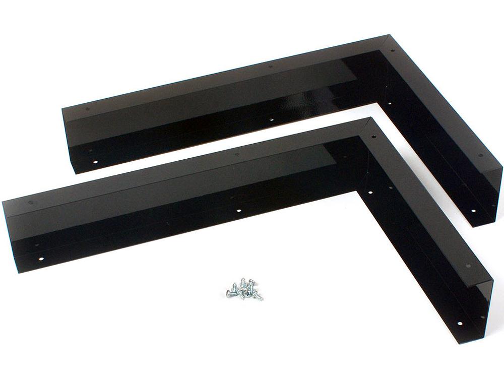 Kitchenaid Microhood kitchenaid black microwave hood panel kit - w10164739