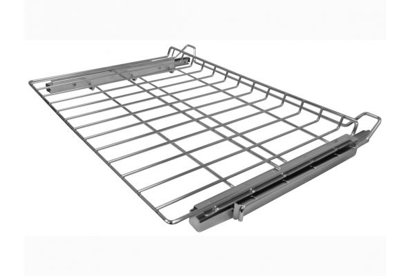 "Large image of KitchenAid 30"" Heavy Duty Wall Oven Sliding Rack - W10282973A"