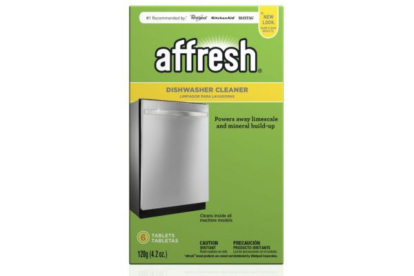 Whirlpool Affresh 6 Tablets Dishwasher Cleaner - W10549851