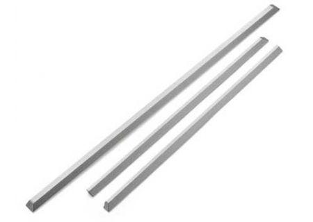 Jenn-Air Slide In Range Stainless Steel Filler Kit  - W10675028