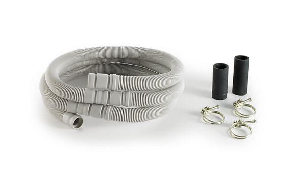Large image of Whirlpool Dishwasher Drain Hose Kit - W10712310