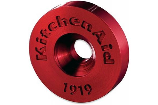 Large image of KitchenAid Red Handle Medallions - W10846207