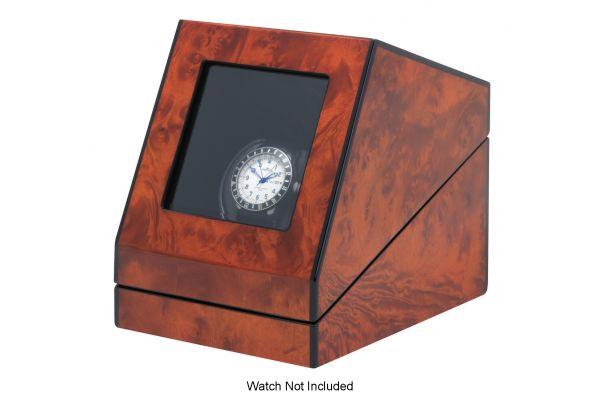 Large image of Orbita Siena One Burl Programmable Watch Winder - W13006