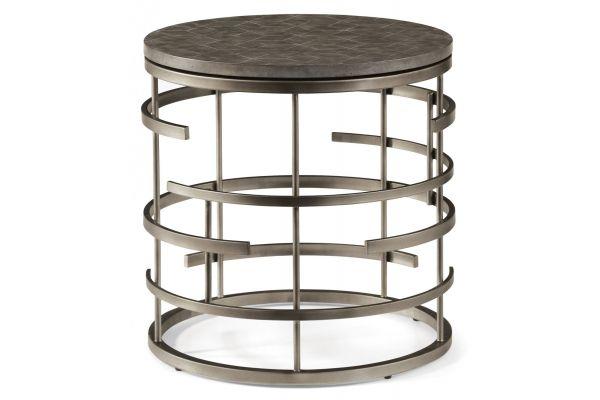 Large image of Flexsteel Halo Lamp Table - W1454-02