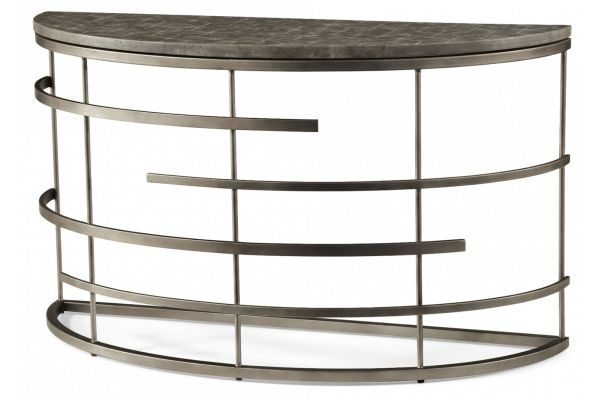 Large image of Flexsteel Halo Sofa Table - W1454-04