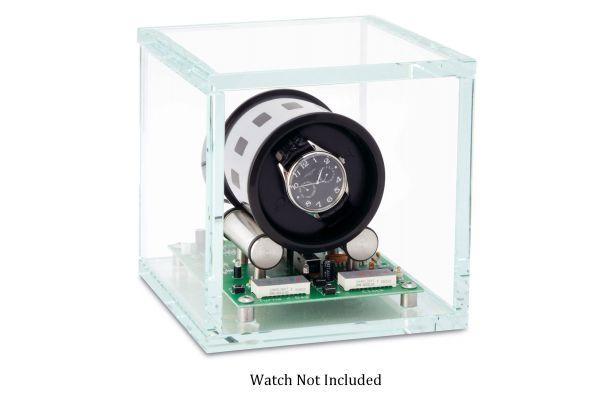 Large image of Orbita Tourbillon One Crystal Glass Watch Winder - W35001