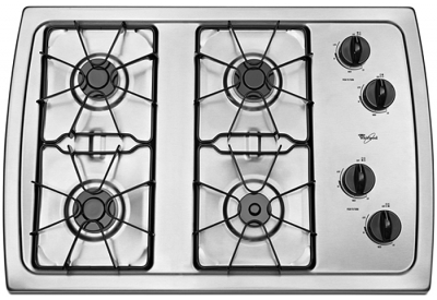 Whirlpool - W3CG3014XS - Gas Cooktops