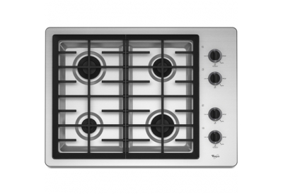 Whirlpool - W5CG3024XS - Gas Cooktops
