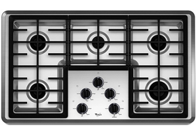 Whirlpool - W5CG3625XS - Gas Cooktops