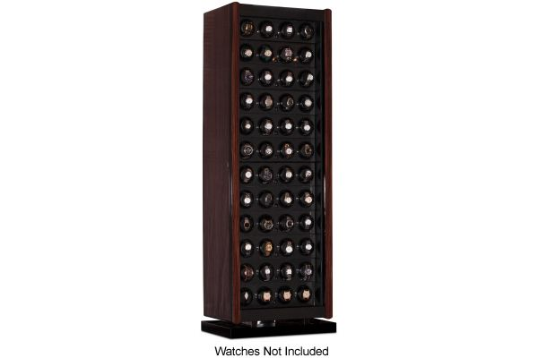 Large image of Orbita Avanti Forty Eight Macassar And Carbon Fiber  Rotorwind Watch Winder - W70005