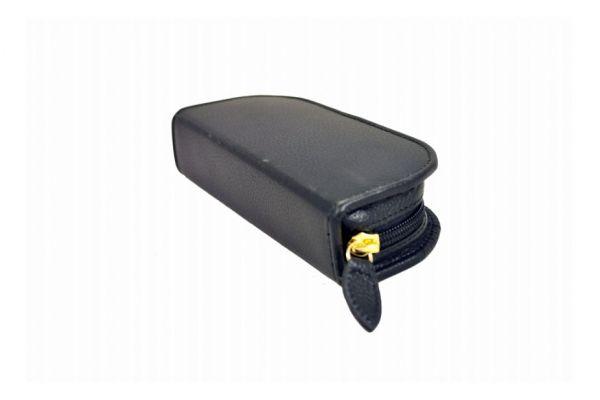 Orbita Verona Two Black Leather Folder Watch Case - W93001