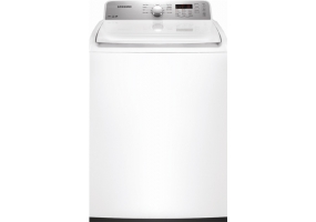 Samsung - WA400PJHDWR - Top Loading Washers