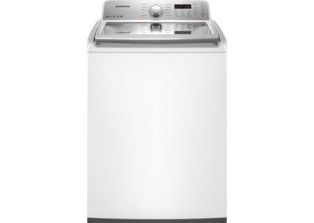 Samsung - WA456DRHDWR - Top Load Washers