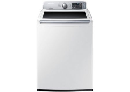 Samsung - WA45H7000AW - Top Load Washers