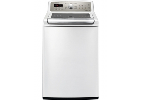 Samsung - WA484DSHAWR/A1 - Top Load Washers