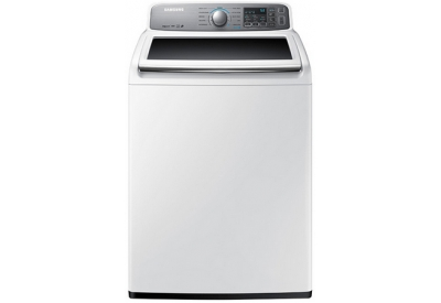 Samsung - WA48H7400AW - Top Loading Washers