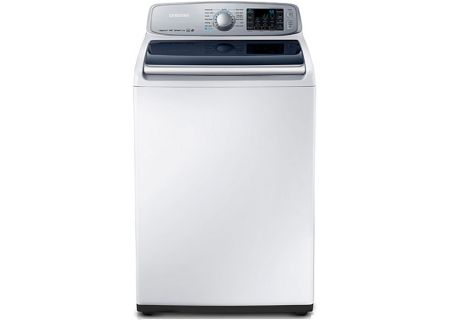 Samsung - WA50F9A6DSW/A2 - Top Load Washers