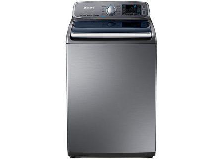 Samsung - WA50F9A8DSP - Top Load Washers