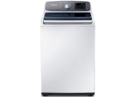 Samsung - WA50F9A8DSW/A2 - Top Load Washers