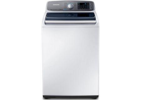 Samsung - WA50F9A8DSW/A2 - Front Load Washing Machines