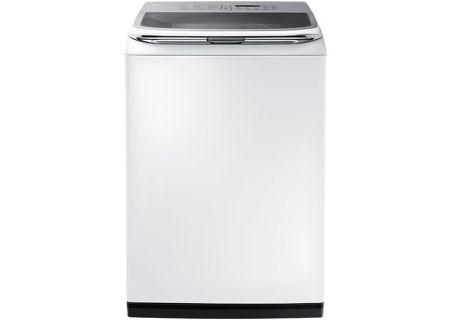 Samsung - WA50K8600AW - Top Load Washers