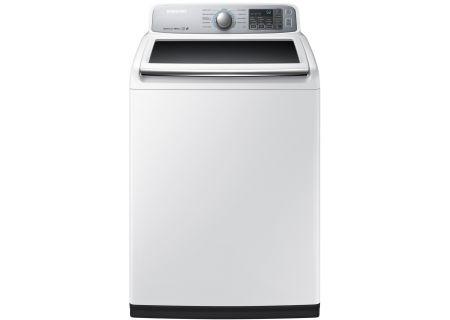 Samsung - WA50M7450AW - Top Load Washers